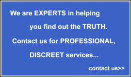 Contact Us - private detective in Leeds UK