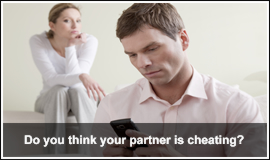 Partner Cheating - detective Leeds